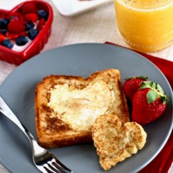 Sunshine Toast Recipe This Is A Quick Easy Recipe For Lovers Of Fried Eggs
