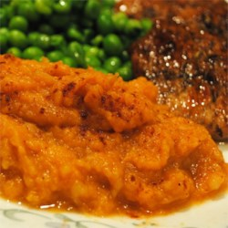 Mashed Sweet Potatoes and Pears Recipe