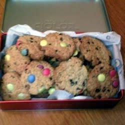 monster cookies V