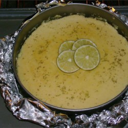 Key Lime Cheesecake I