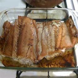 Photo of Easy Smoked Salmon by Norma  Fell