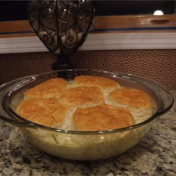 Creamy Dilled Chicken Casserole Recipe