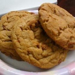 """Tat2's """"Santa's Favorite Cinnamon Pumpkin Cookies"""""""