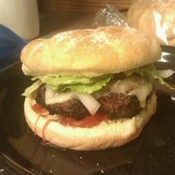 Bronco Burger