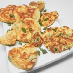 Easy Scallion Pancakes