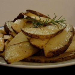English Baked Potatoes Recipe