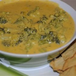 Broccoli and Cheese Dip Recipe