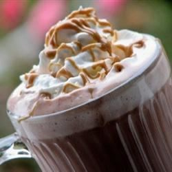 Peanut Buttercup Hot Chocolate Recipe