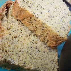 Corn and Poppy Seed Loaf