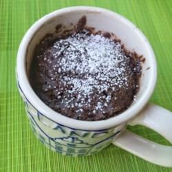 no egg chocolate mug cake printer friendly