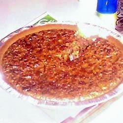 first attempt Pecan Pie =P