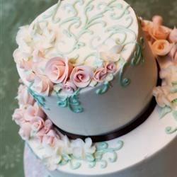 White Almond Wedding Cake.White Almond Wedding Cake Review By Tami Baity Allrecipes Com