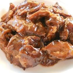 Slow Cooker Barbeque Recipe