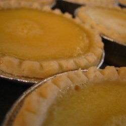 Easy Egg Tarts Recipe