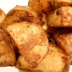 Photo of Roasted Spicy Mustard Potatoes by Shirley  Glaab