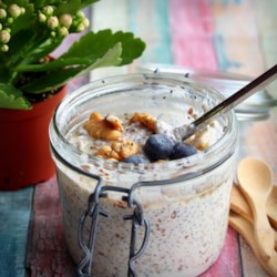 chia greek yogurt pudding printer friendly