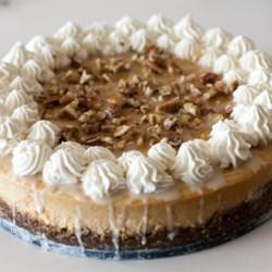 Pumpkin Cheesecake II