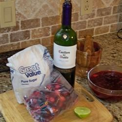 Jalapeno Cranberry Sauce Recipe