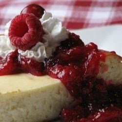 Photo of Cranberry-Raspberry Dessert Sauce by Denise