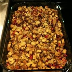 Photo of Vegan Stuffing by Lexi Howells
