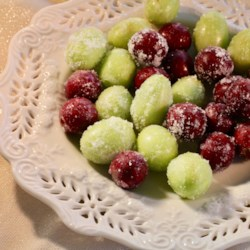 """Spa""ctacular Frozen Grapes"