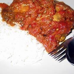Indian Tomato Chicken
