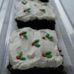 Fudge Brownies II Recipe