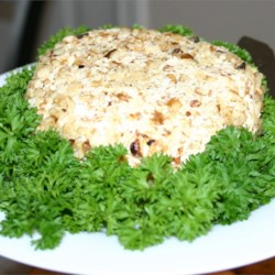 Aunt Phyllis' Magnificent Cheese Ball