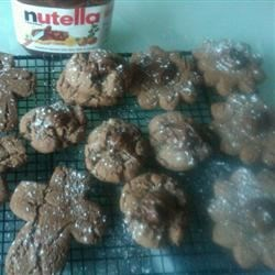Hazelnut Cocoa Cookies Recipe
