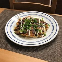bacon okonomiyaki printer friendly