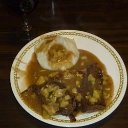 Photo of Big Joe's Venison Steak in Chestnut Sauce by ELVISLIVES56
