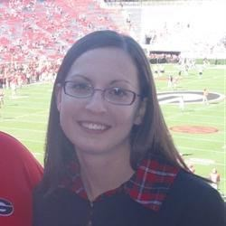 At Georgia Game
