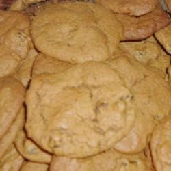 Grammy Burnham's Molasses Cookies Recipe