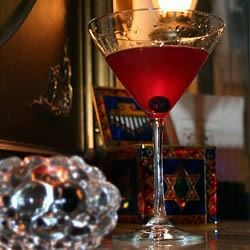 Blueberry Vodka Martinis Recipe