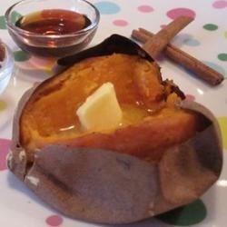 Camotes al Horno (Baked Yams) Recipe