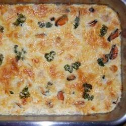 Seafood Melange Recipe