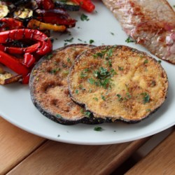 Pan-Fried Eggplant