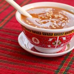 chinese style sesame sauce printer friendly