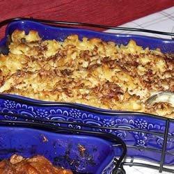Applesauce Noodle Kugel Recipe