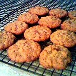 Oatmeal Date Cookies Recipe