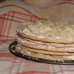 Photo of Sour Cream Torte by Brenda Benzar Butler