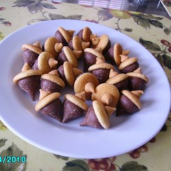 Acorn Candy Cookies Recipe