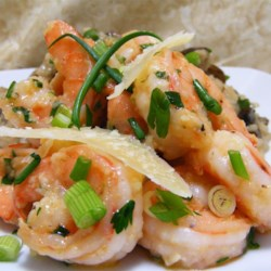 Shrimp Verde Recipe