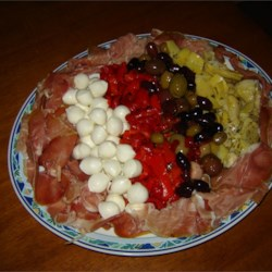 Antipasto (in a hurry...)