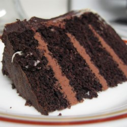 Dark Chocolate Cake I