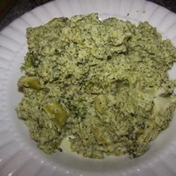 Creamed Brocolli