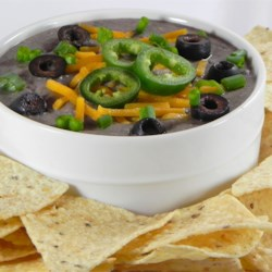 Black Bean Spread Recipe