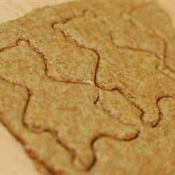 Photo of Whole Wheat Cut Out Cookies by Ibby