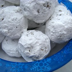 Bourbon Balls II Recipe