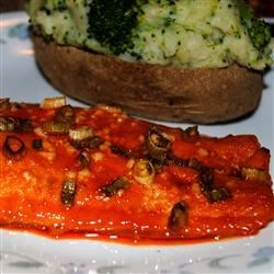 Yin-Yang Salmon Recipe